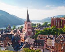 Sagenhaftes Oberes Mittelrheintal – Von Rüdesheim bis Oberwesel