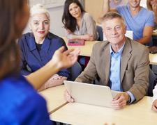 Berufliche Aufstiegsmöglichkeiten trotz fortgeschrittenen Alters