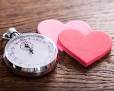 Ein bisschen Spaß muss sein - Speed-Dating für die Generation 50plus