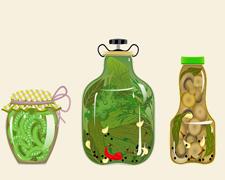 Lebensmittel fermentieren: lecker, gesund und haltbar