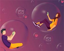 Liebe in Zeiten der Corona: Die Vorteile von Online-Dating