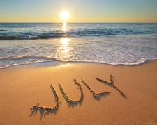 Ungewöhnliche und lustige Juli-Feiertage