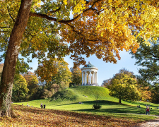 Sehenswerte Parks und Grünanlagen in Deutschland's Großstädten