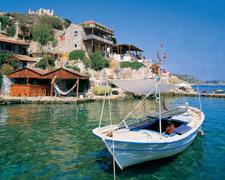 Urlaub in der türkischen Ägäis