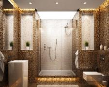 Badezimmergestaltung  Badezimmergestaltung