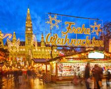Die schönsten Weihnachtsmärkte Österreichs