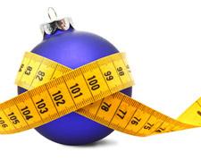 Schlank und fit durch die Weihnachtszeit - Tricks & Tipps