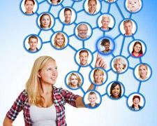 Soziale Netzwerke - was ist das und wozu dienen sie