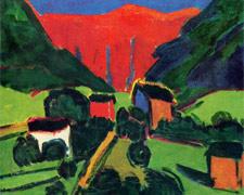Malerei - Expressionismus des 20. Jahrhunderts
