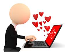 Online-Dating Studie für die Wahl einer passenden Partnerbörse