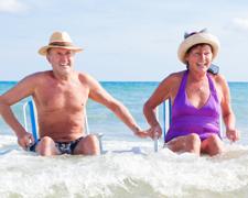 Die beliebtesten Altersruhesitze der Deutschen