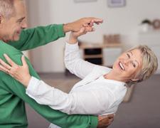 Tanzt Leute, tanzt! - Tanzen gegen Demenz