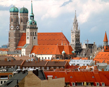 Die Top10 Sehenswürdigkeiten in München