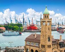 Ostern an der Waterkant - Hamburg für 4 Tage
