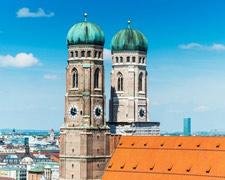 Ostern in Bayerns Hauptstadt München
