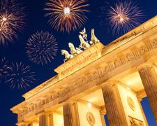 Silvester in Berlin auf der Spree für Singles & Alleinreisende